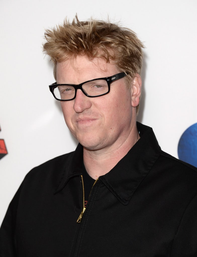 jake busey net worth