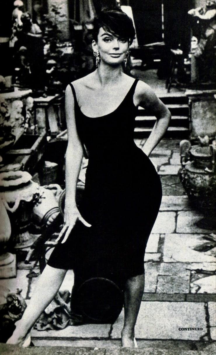 Barbara Steele Nude Photos 99