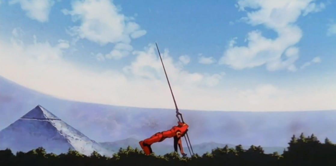 The End of Evangelion 720p – Audio: Esp/Eng/Jap –