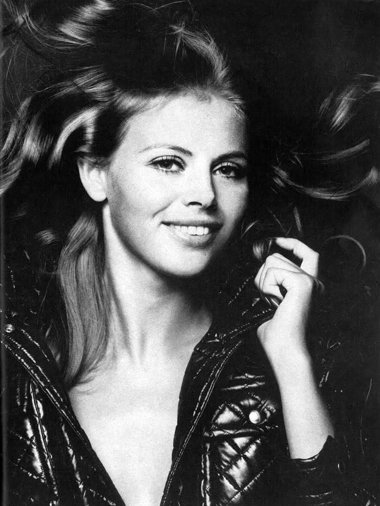Picture Of Britt Ekland