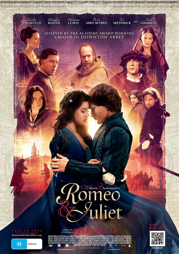 romeo and juliet film review coursework