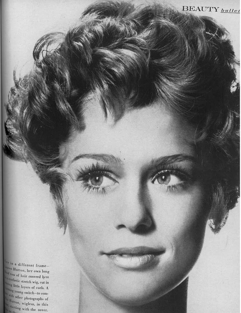 lauren hutton young