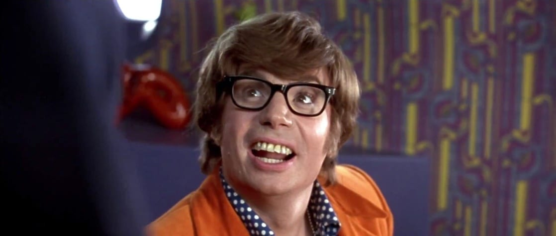 a character analysis on the characters in the film austin powers The austin powers series is the name of a comedy film series from new line cinema released from 1997 to 2002 directed by jay roach, produced, written by and starring mike myers as both the title character and the main antagonist, dr evil.