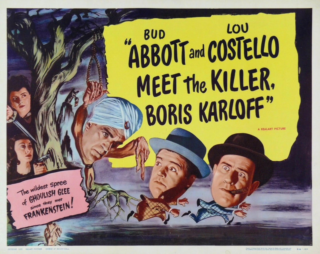 abbott and costello meet the killer viooz 2016