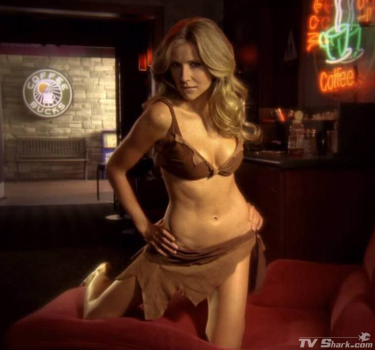 hottest nude women of american tv