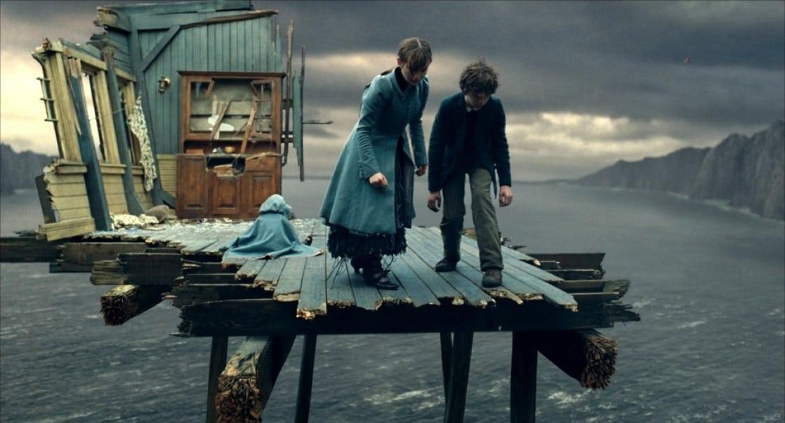 Lemony Snicket Trailer