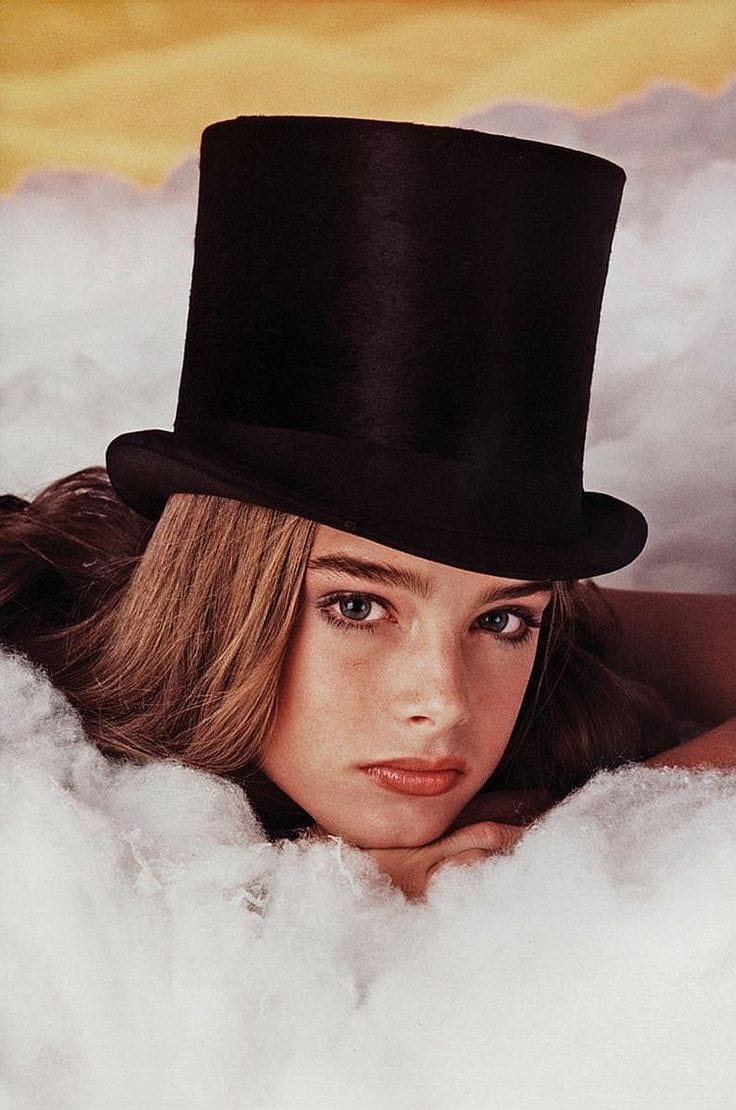 Picture Of Brooke Shields-7482