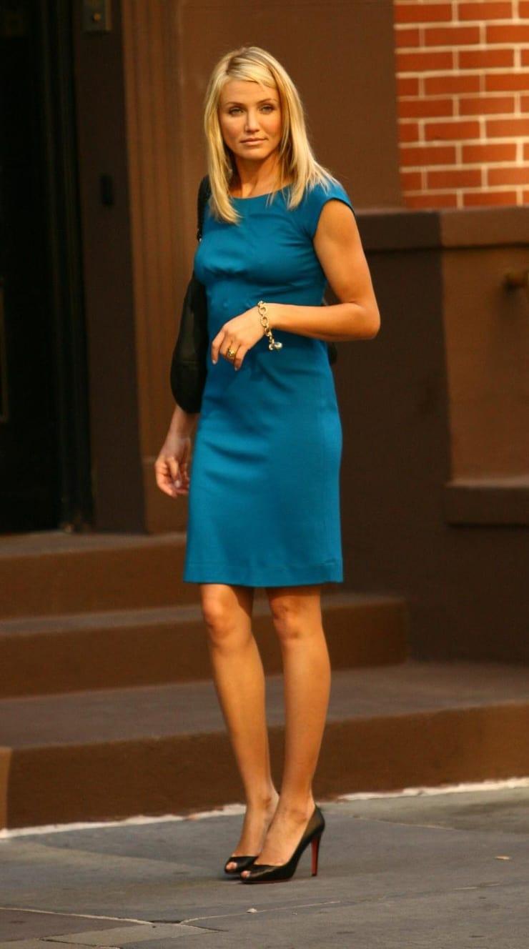 Фото платьев камерон диаз