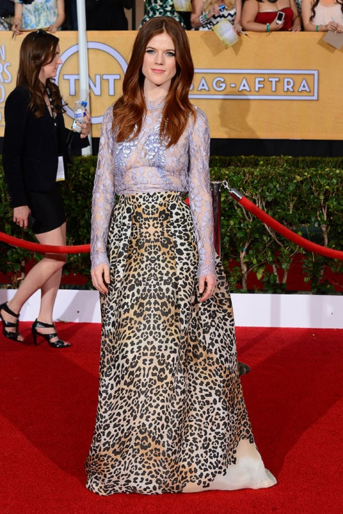 Picture Of Rose Leslie