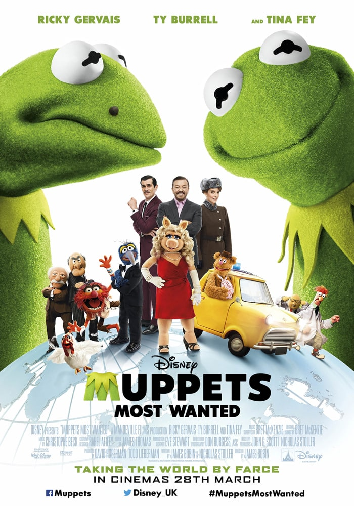 Picture of Muppets Most Wanted