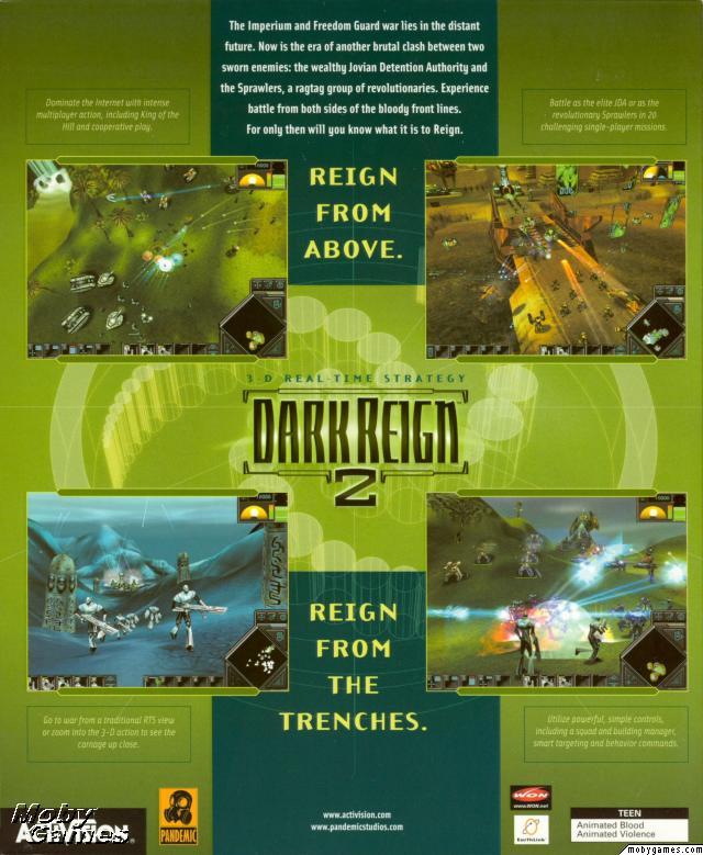 Picture of dark reign 2 for Dark reign 2