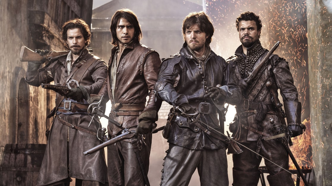 The Musketeers                                  (2014-2016)