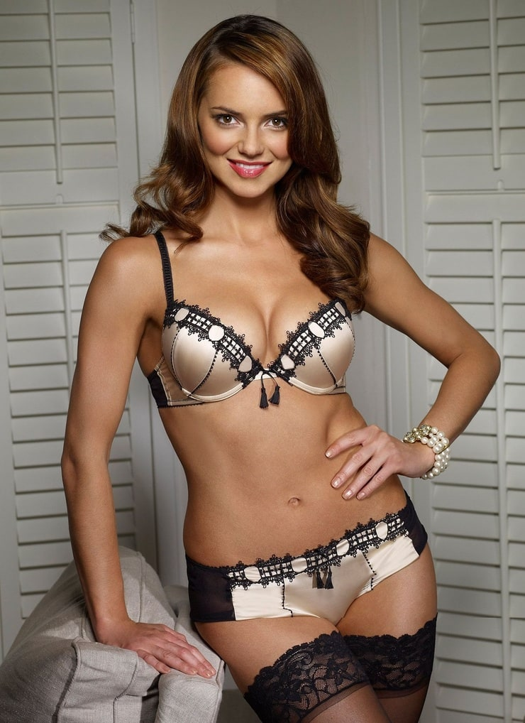 Kara Tointon Nude Photos 11