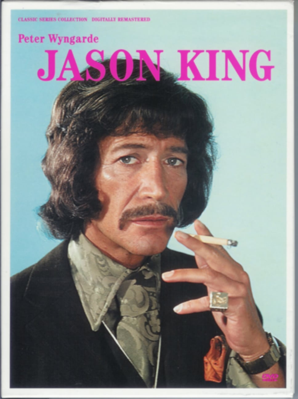 Jason King  The Complete Series DVD Amazoncouk