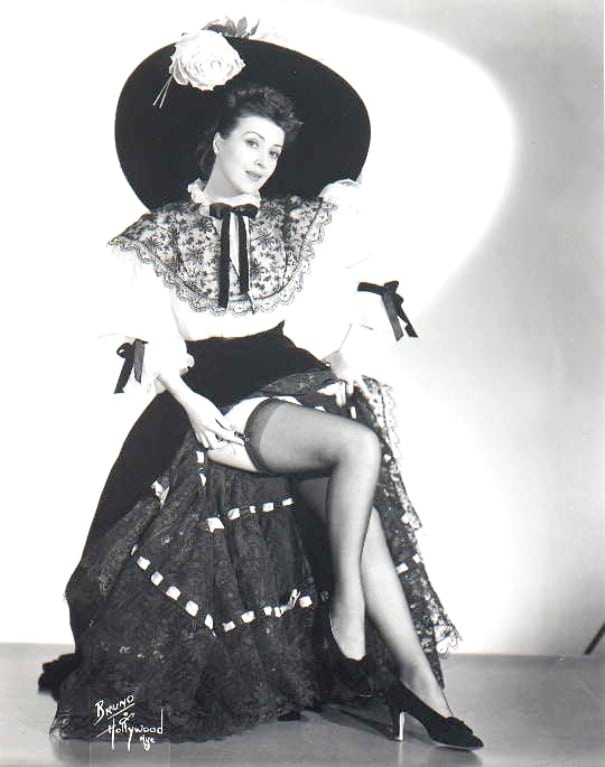 Picture Of Gypsy Rose Lee