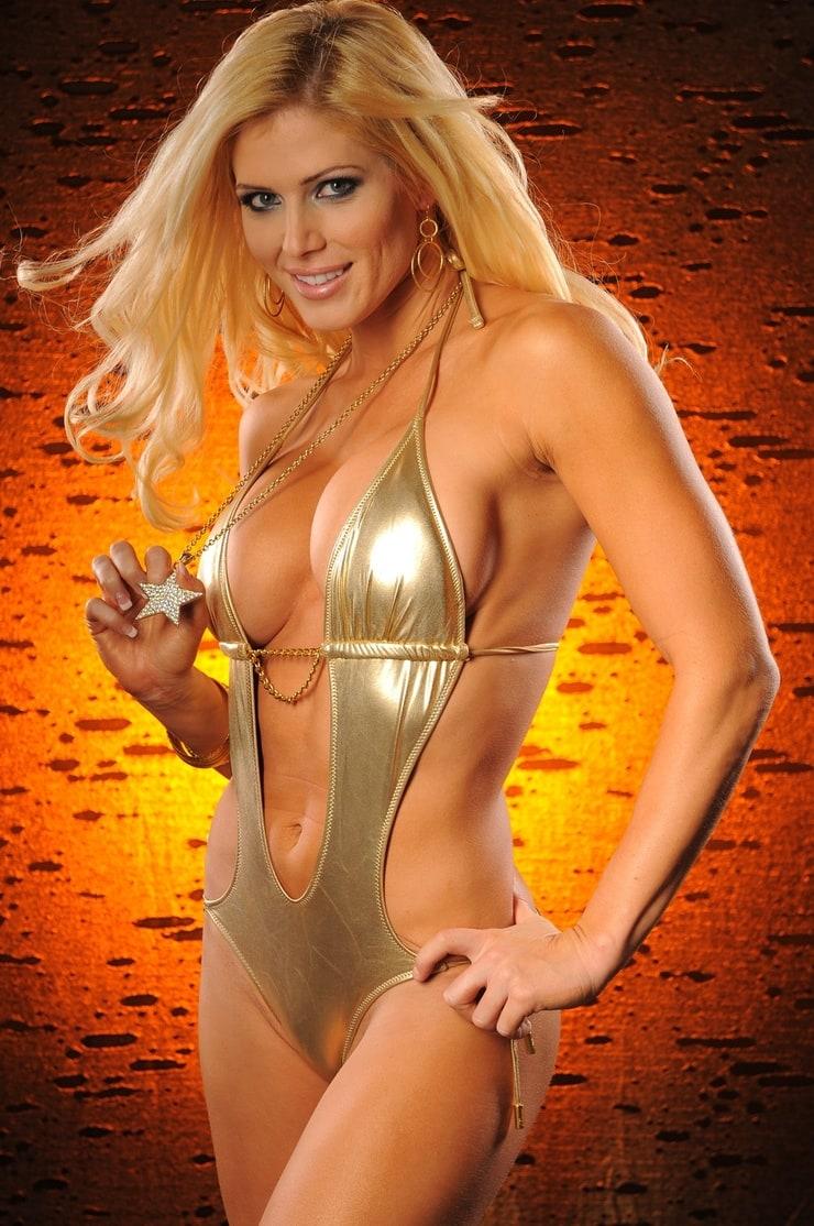 WWE Torrie Wilson Nude Playboy Pictures