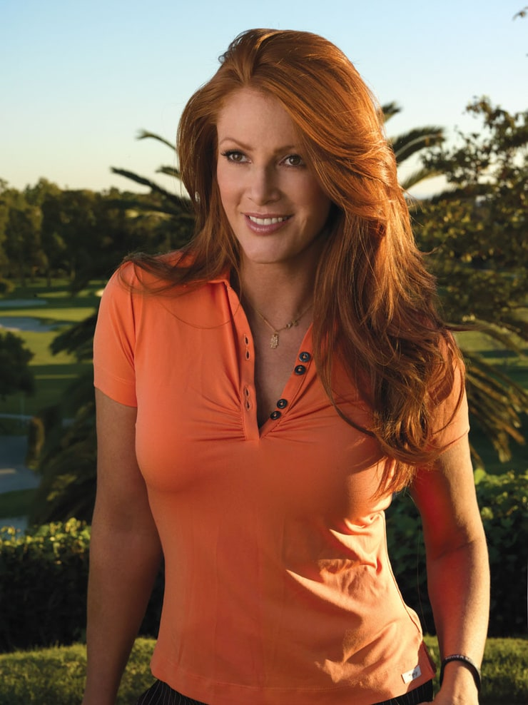 Angie Everhart - Muppets Most Wanted Premioere in