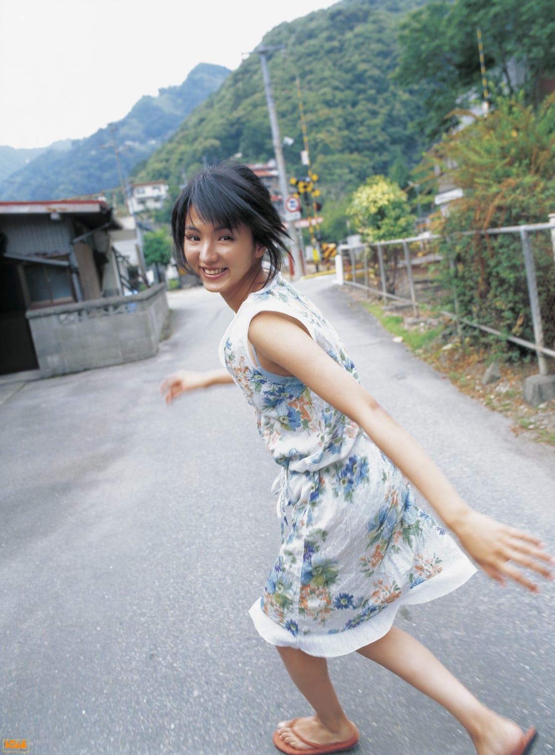 Hikari Mitsushima Nude Photos 85