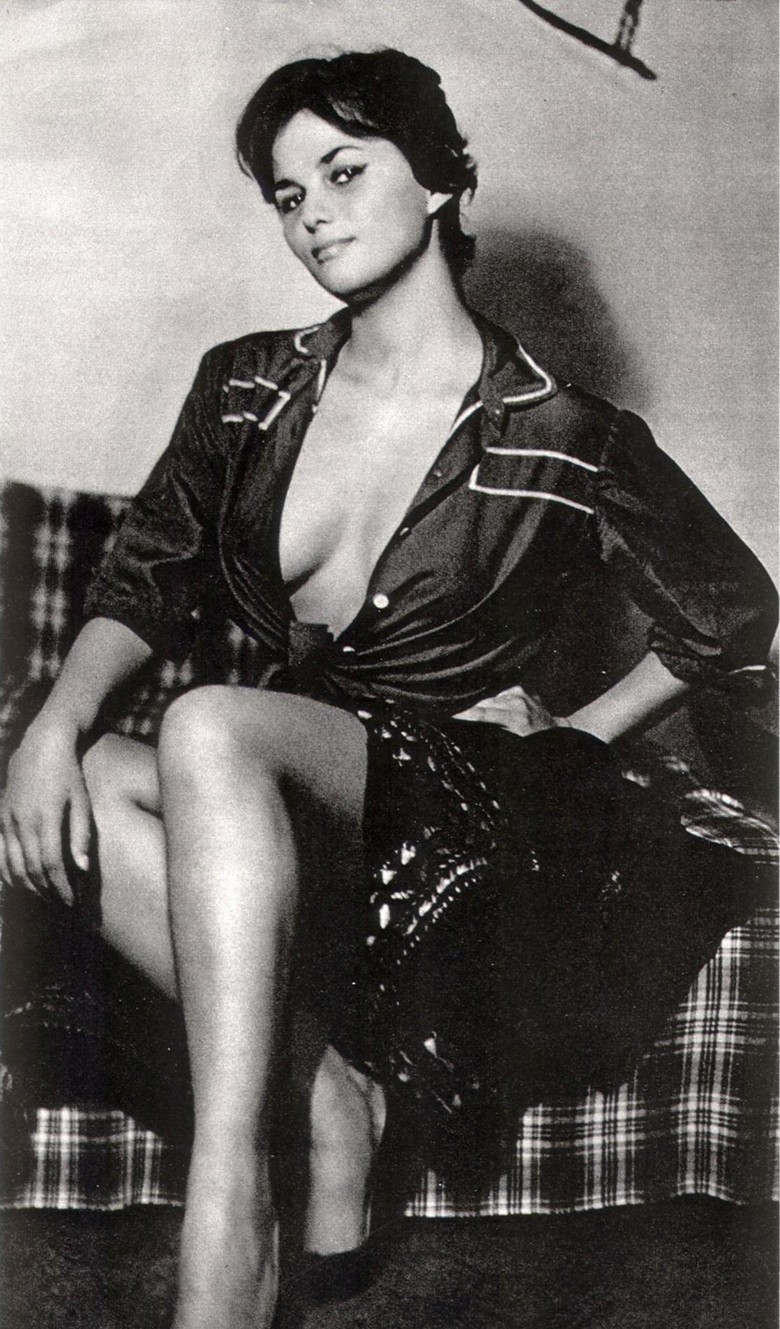 Claudia Cardinale Nue 35