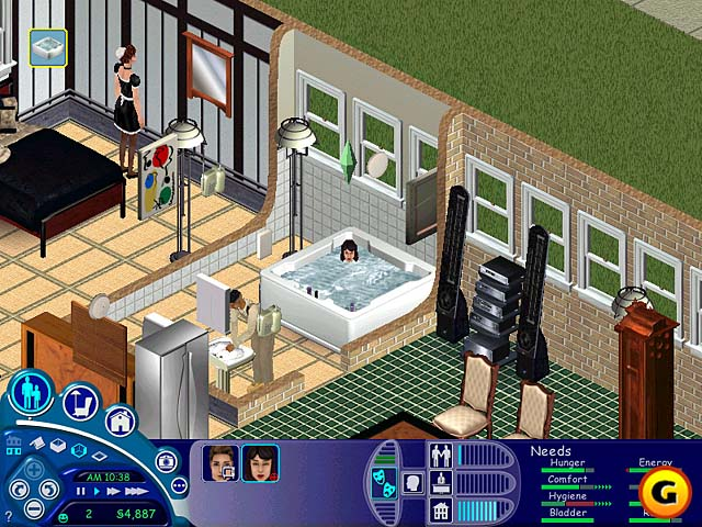 game The sims