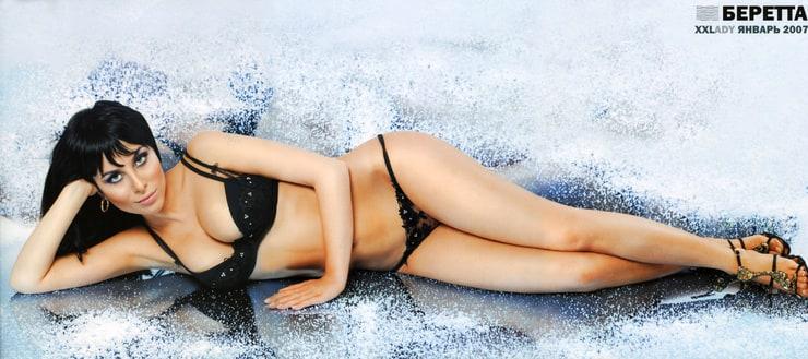 юлия беретта голая фото в журналах