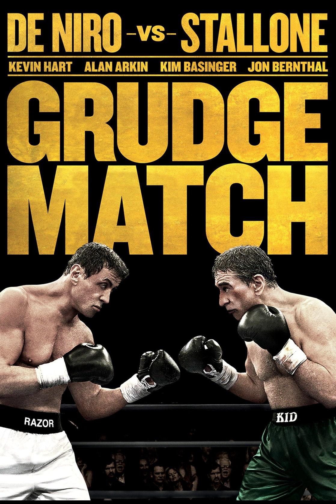 grudge match making of