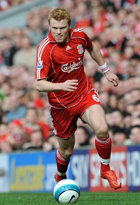 Picture of John Arne Riise