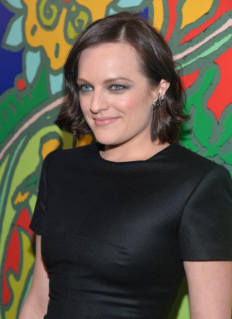 Picture Of Elisabeth Moss