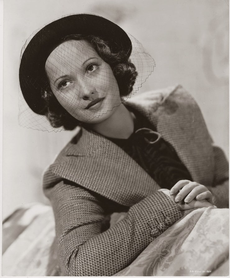 Picture of Merle Oberon