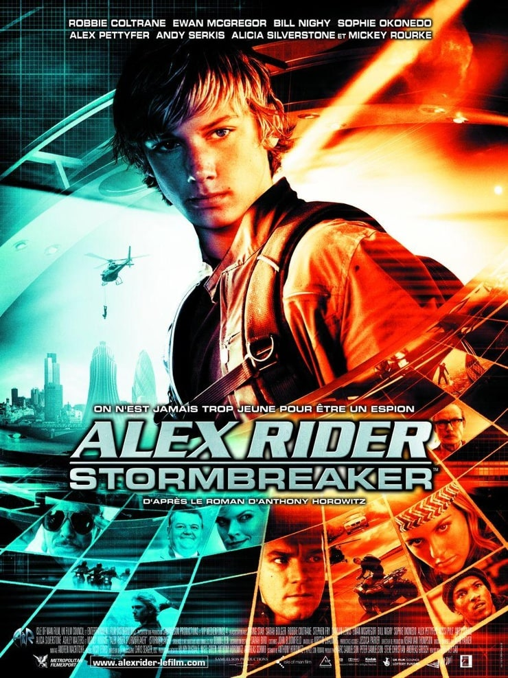 alex rider stormbreaker book report Buy alex rider: stormbreaker  this first alex rider book is brilliant and i would recommend it for people who like mystery and  gender pay gap report.