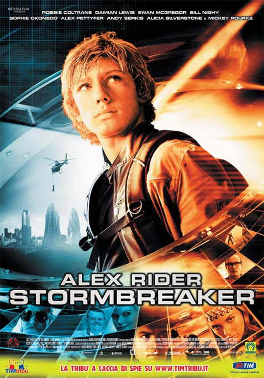 Alex Rider Movies List