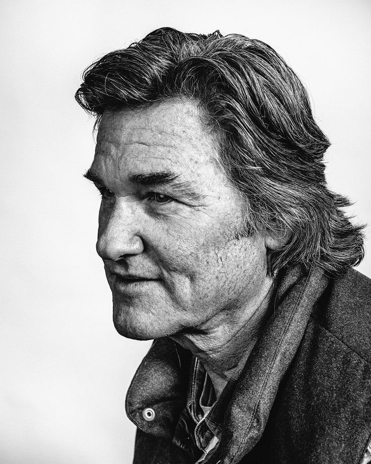 Picture of Kurt Russel...