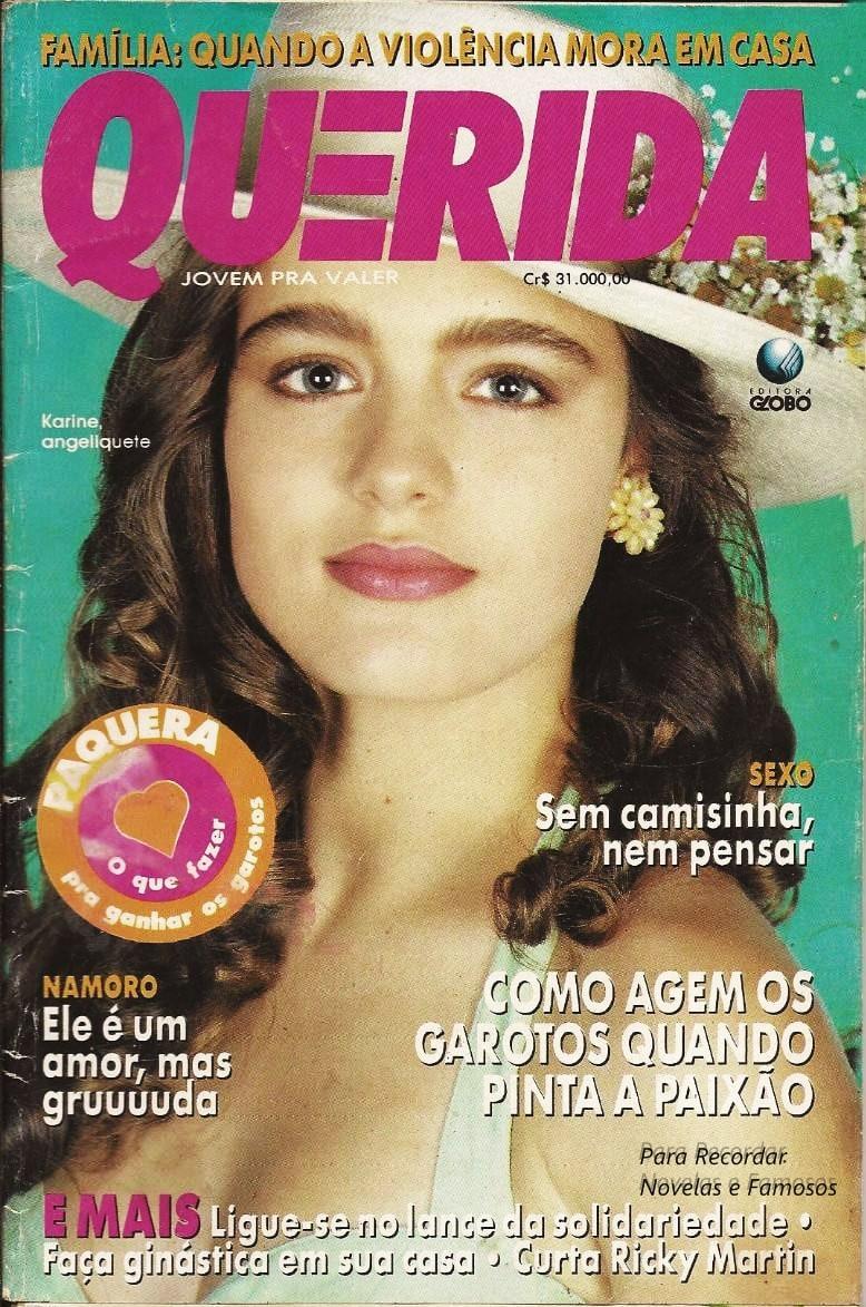 Karine Carvalho Nude Photos 53