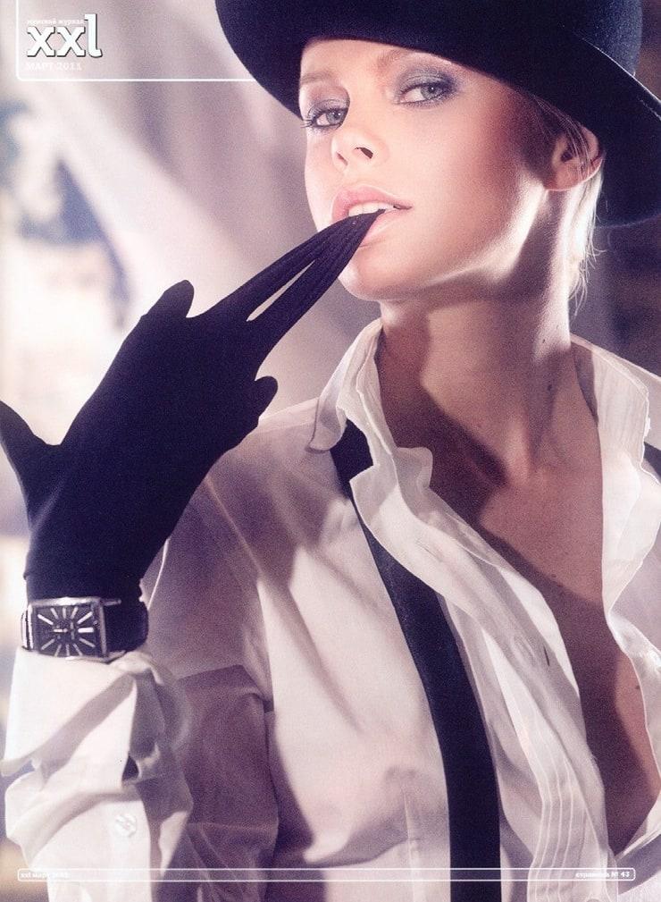 Фото голой актрисы евгении осиповой