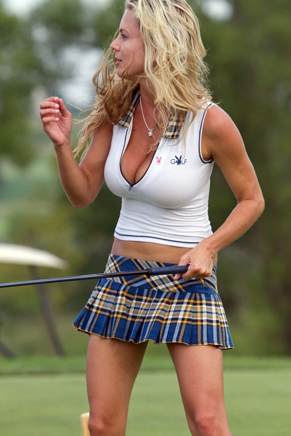 Picture Of Sexy Golf Playing Girls-2568