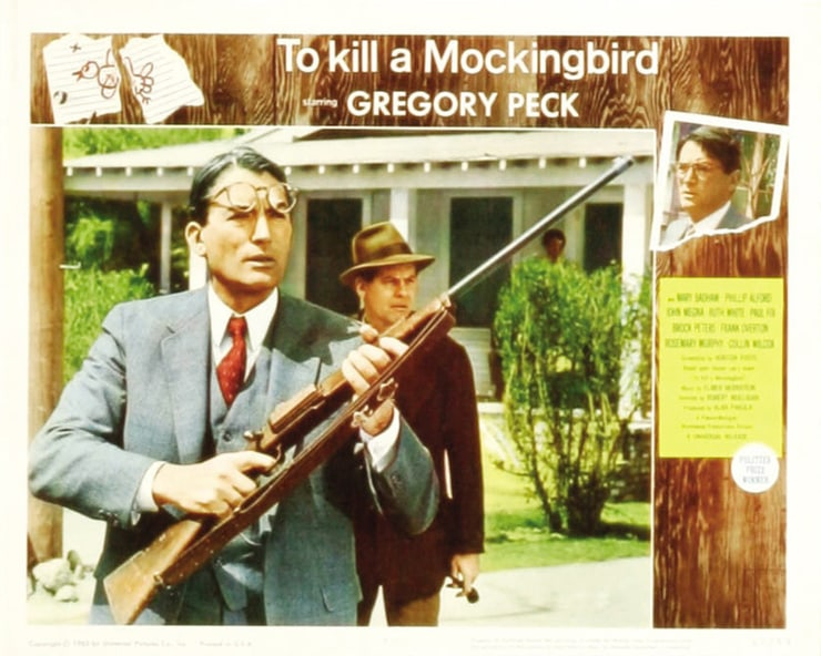 a movie review of to kill a mockingbird As atticus finch takes on a racially-charged legal case, scout is occupied with catching a glimpse of boo radley in the original adaptation that brings maycomb to life.