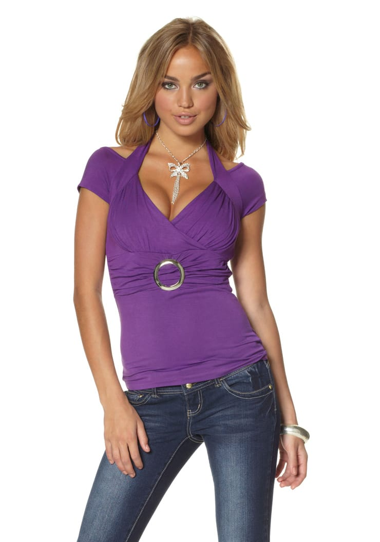 Блузка Фиолетовая В Самаре