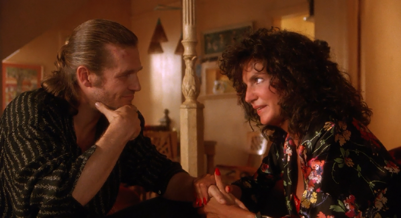 Jeff Bridges And Mercedes Ruehl