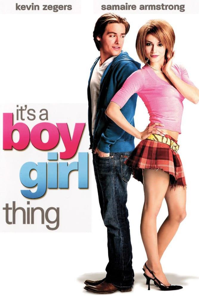 it МЃs a boy girl thing