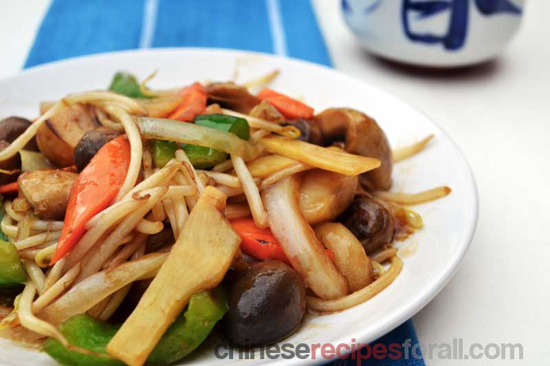 Picture of king prawn chow mein king prawn chow mein forumfinder Images