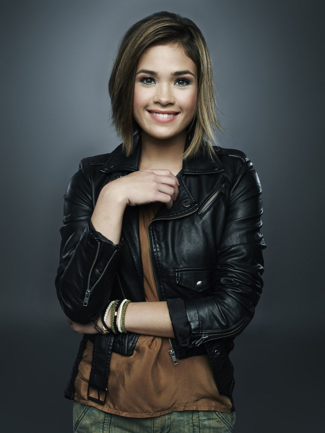 Something is. nicole gale anderson that interfere