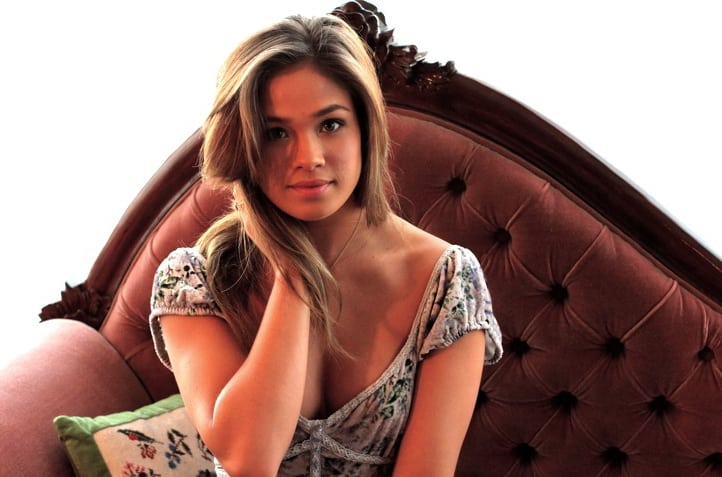 picture of nicole gale anderson