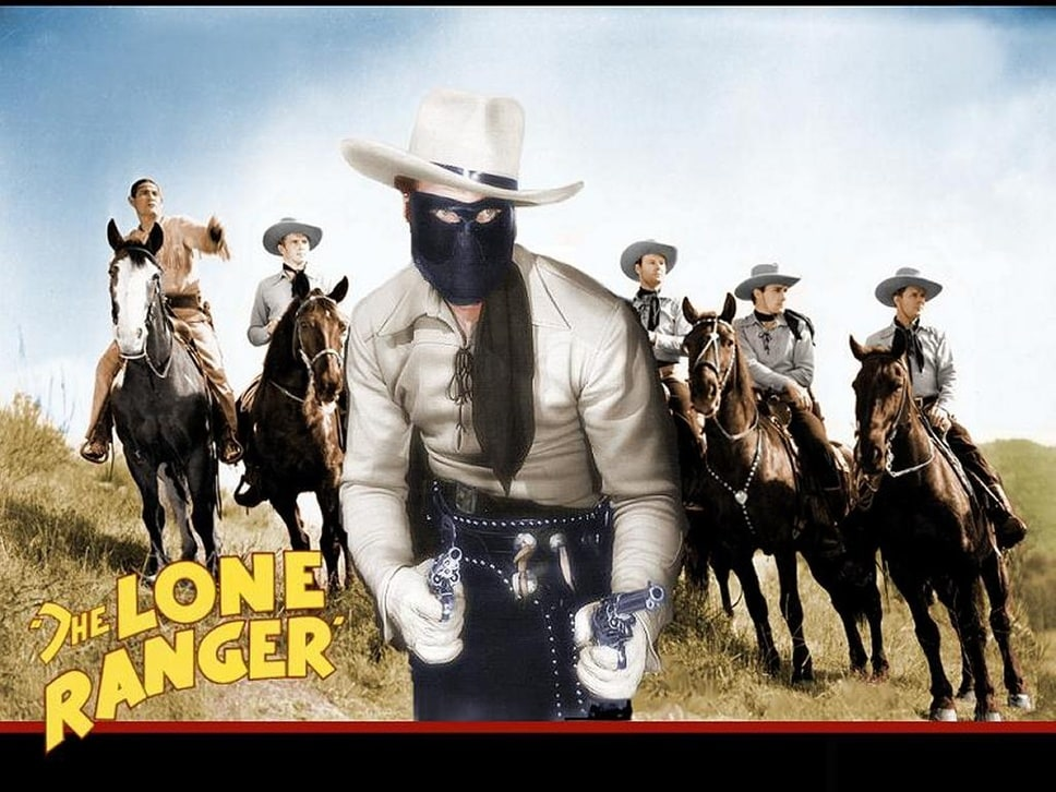 Picture of The Lone Ranger