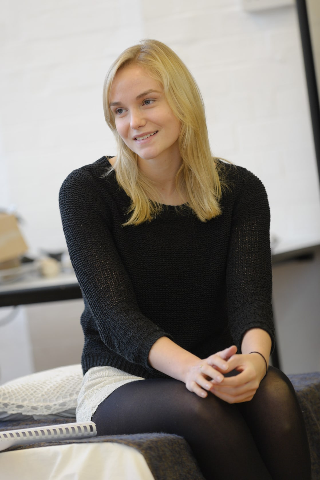 foto Joanna Vanderham (born 1992)