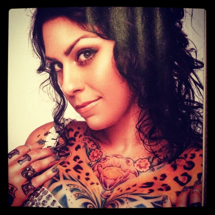Picture Of Danielle Colby-Cushman