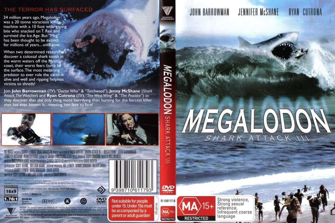 Shark attack 3 megalodon 8