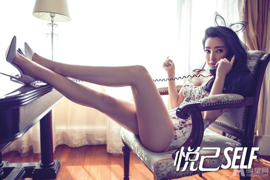 Ли бинбин фото голой