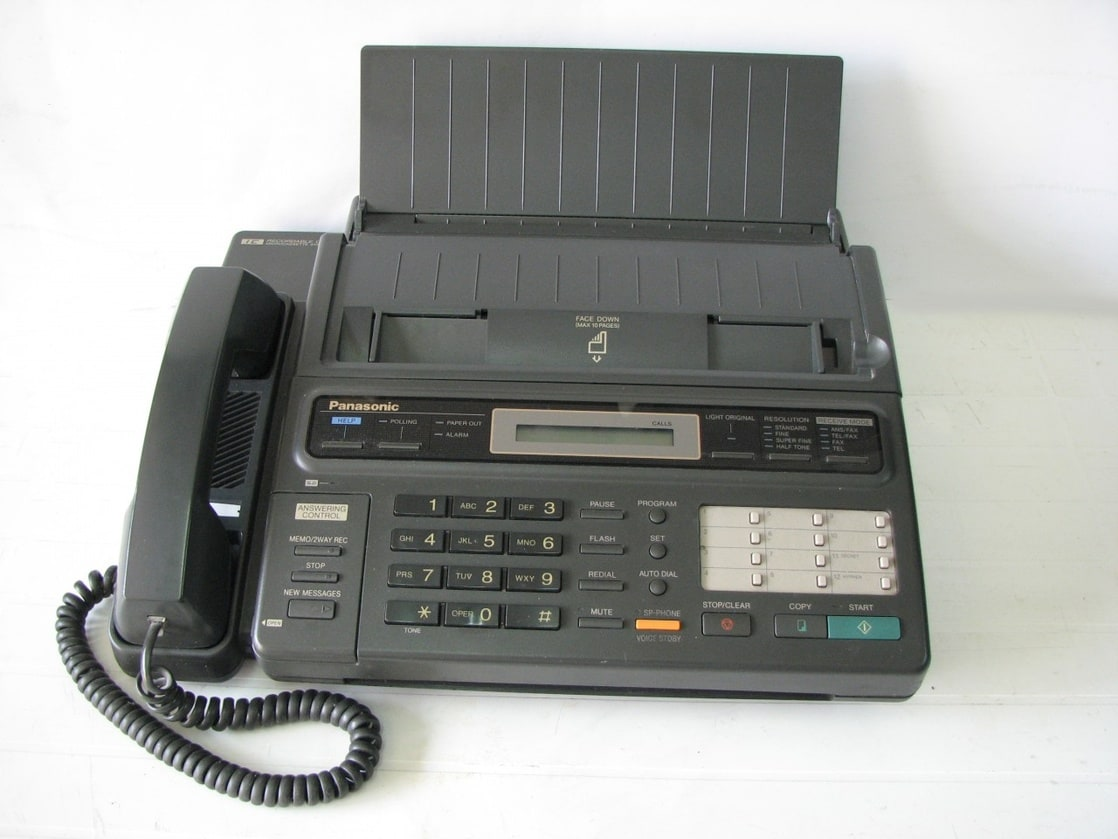 panasonic telephone answering machine