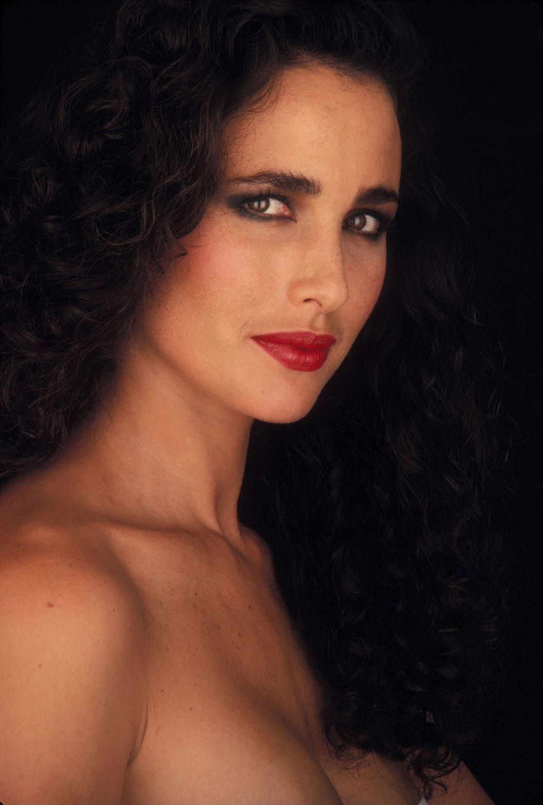 Andie macdowell nude room service with