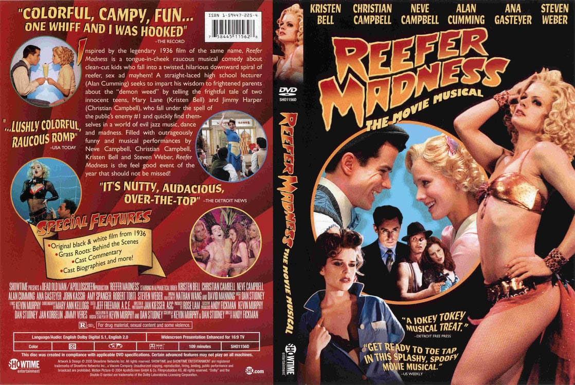 picture of reefer madness the movie musical 2005